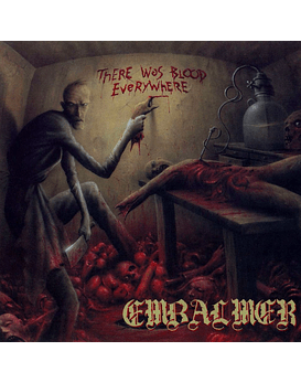 Embalmer · There Was Blood Everywhere Cd