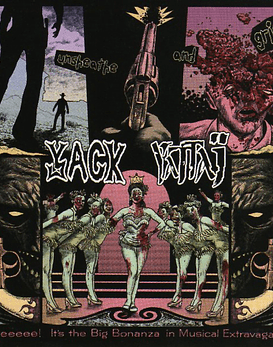 Jack & Yattaï · Unsheathe And Grind Split Cd