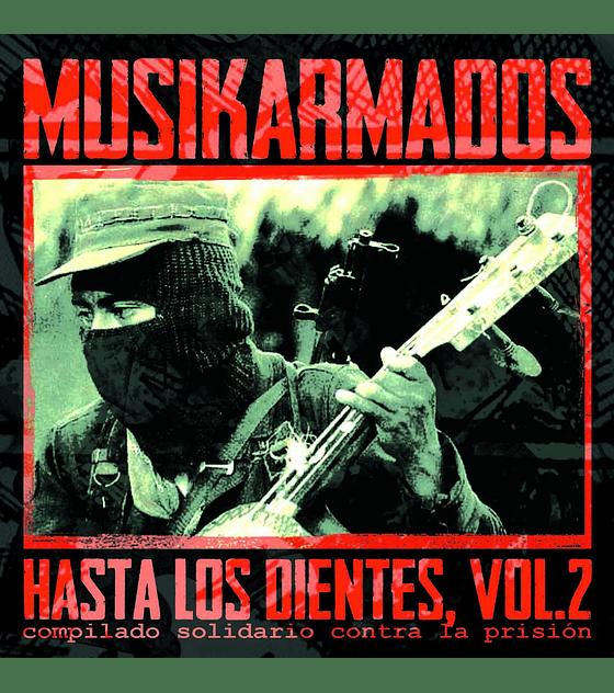Musikarmados Hasta Los Dientes · Vol.2 Cdr