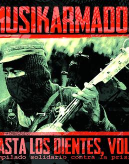 Musikarmados Hasta Los Dientes · Vol.2 CD-R