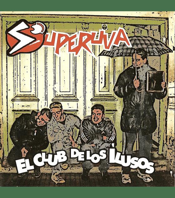 Superuva · El Club De Los Ilusos · Cd