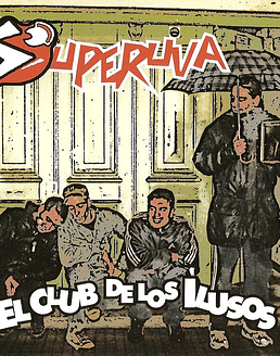 Superuva · El Club De Los Ilusos · Cd