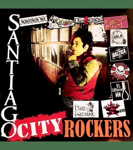 Santiago City Rockers · Compilación Cdr