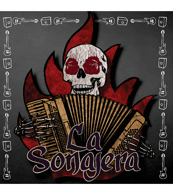 La Sonajera · S/t CDR