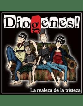 Diogenes · La Realeza De La Tristeza Cdr