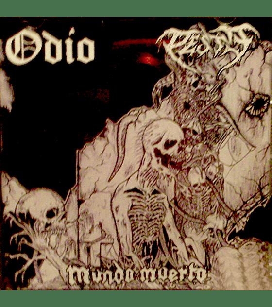Odio y peste · Split Cd