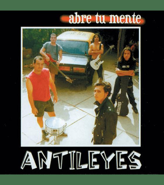 Antileyes · Abre Tu Mente Cd