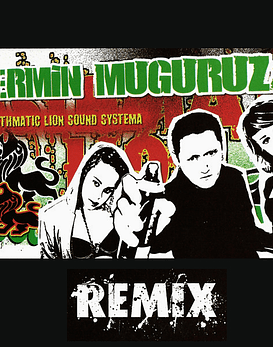 Fermín Muguruza · Asthmatic Lion Sound Systema Remix Cd