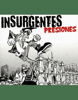 Insurgentes · Presiones Cd