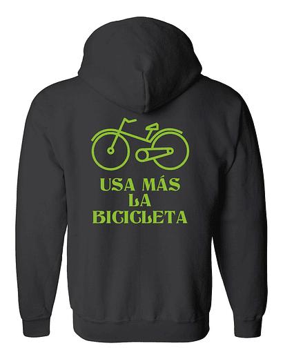 Polerón c/c Usa Más La Bicicleta