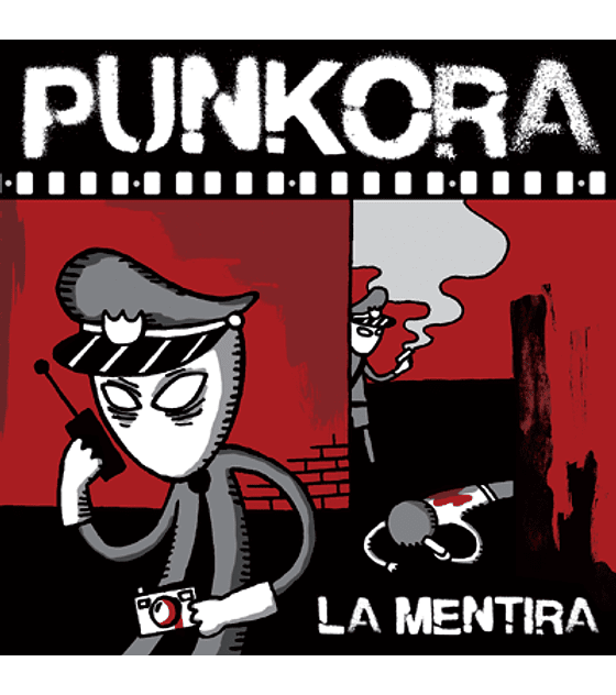 Punkora · La Mentira CD