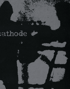 Cathode · ...A Machine That Never Falters Cd