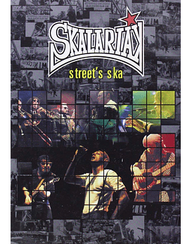 Skalariak · Street's Ska Dvd