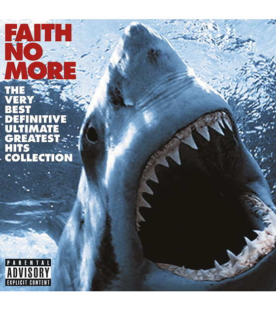 Faith No More · The Very Best Definitive... CDx2