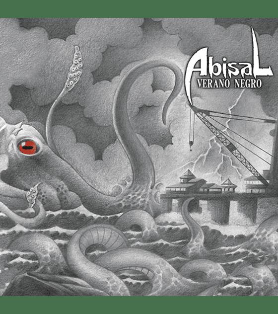 Abisal · Verano Negro CD