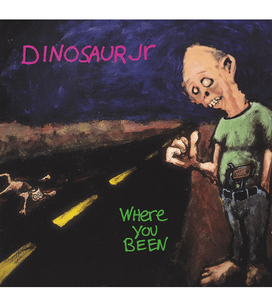 Dinosaur Jr · Where You Been Cd