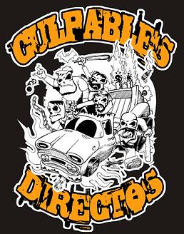 Culpables Directos · S/t CD