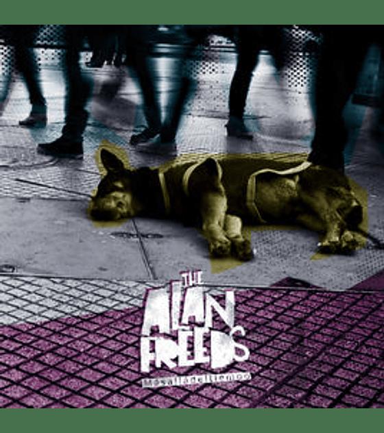 The Alan Freeds · Más Allá Del Tiempo Cdr