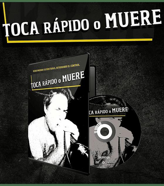 Toca Rápido o Muere · Dvd