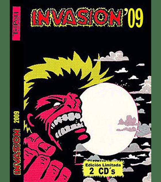 Compilado Invasión '09 ·  2009 Cd Doble
