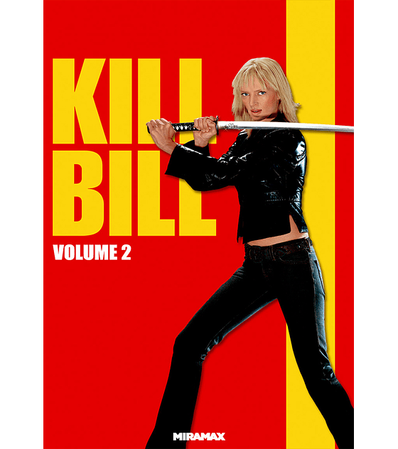 Pack Trilogía Kill Bill Vol. 1 y 2 , Tiempos violentos Dvd