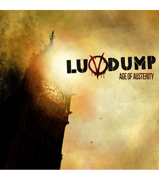 Luvdump‎ · Age Of Austerity Cd