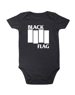 Body m/c Black Flag Clásico