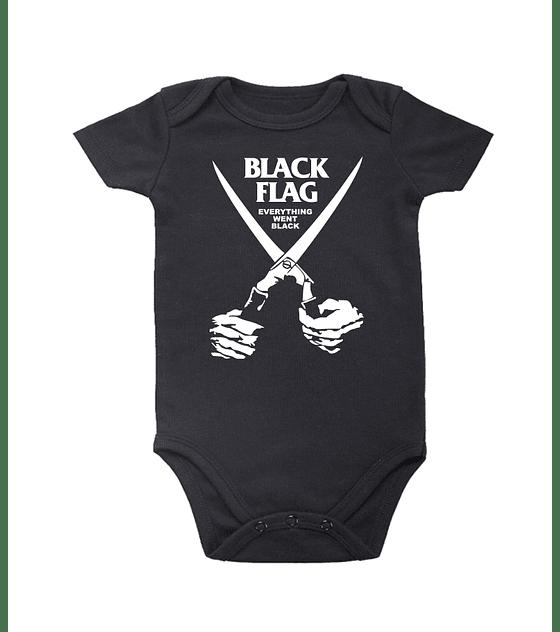 Body m/c Black Flag · Everything Went Black