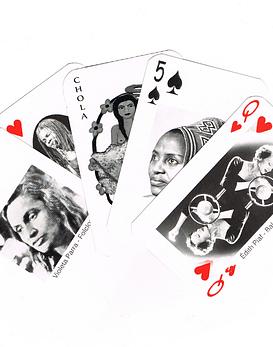 Cartas de juego · Las Gran Diosas Musiqueras