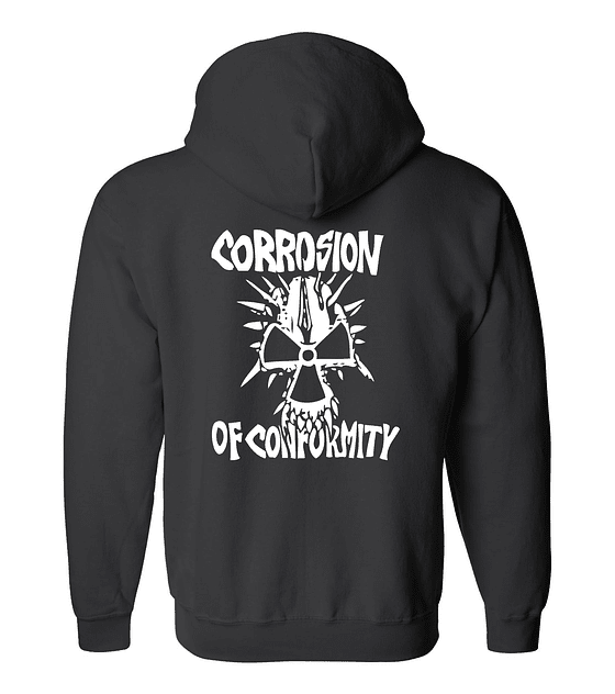 Polerón Con Cierre · Corrosion Of Conformity