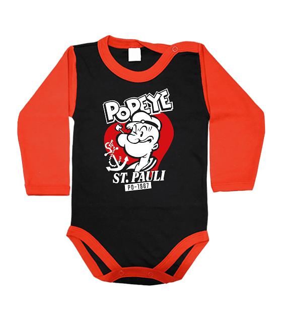 Body St. Pauli · Popeye 1967