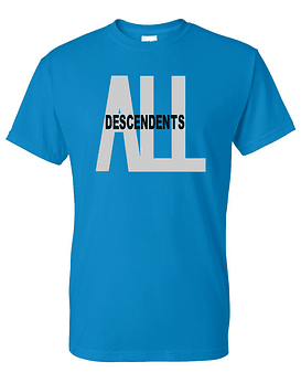 Polera All · Descendents