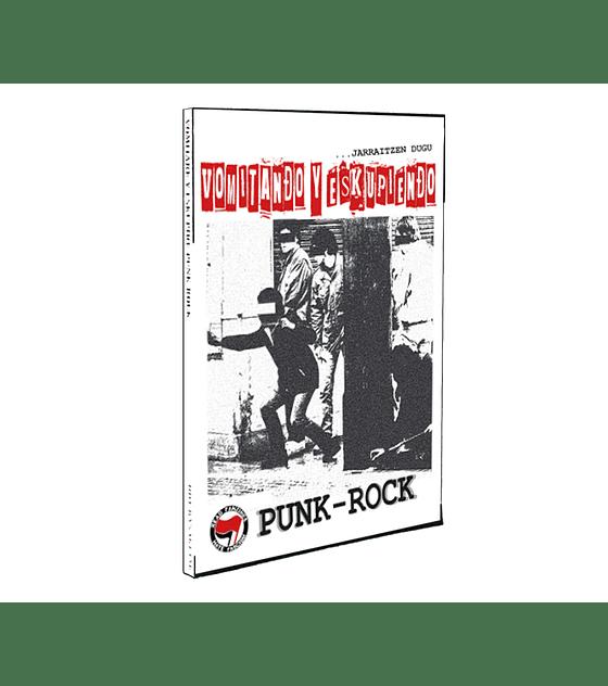 Revista Vomitando y Escupiendo punk-rock.