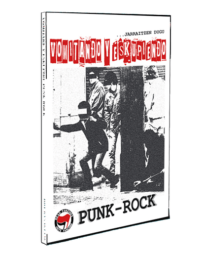 Revista Vomitando y Escupiendo punk-rock.