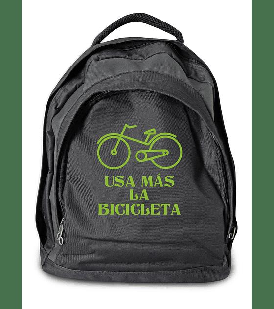 Mochila Usa Más La Bicicleta