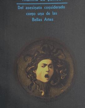 Libro Del Asesinato Considerado Como Una... · Thomas De Quincey