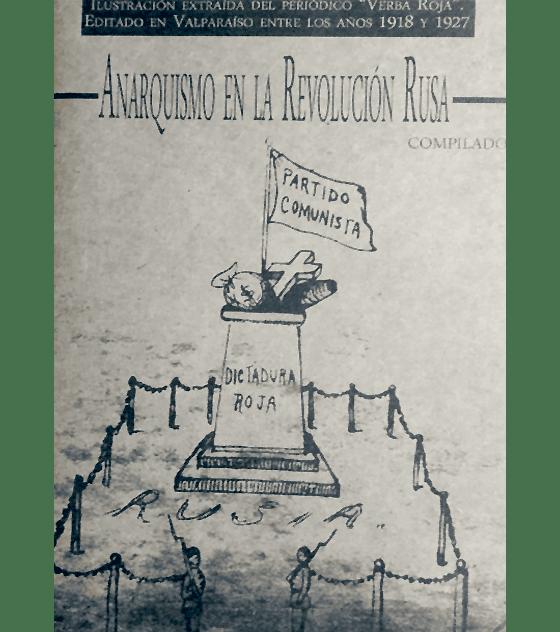 Cuadernillo De Bolsillo · Anarquismo En La Revolución Rusa