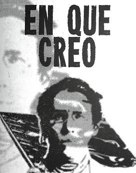 Cuadernillo De Bolsillo, En Que Creo · Emma Goldman
