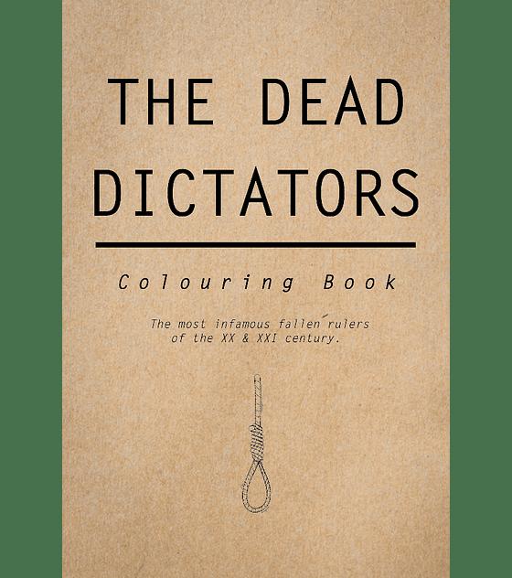Fanzine The Dead Dictators · Colouring Book