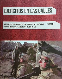 Libro Ejercito En Las Calles · Rompere Le Righe