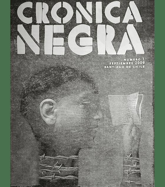 Revista Crónica Negra · Número 1