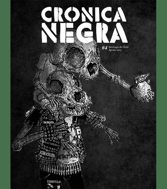 Revista Crónica Negra · Número 4