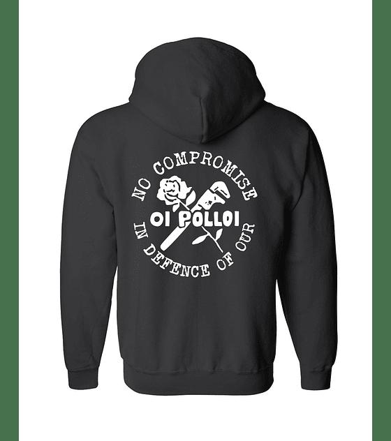 Polerón c/c Oi Polloi · No Compromise In Defense Of Our