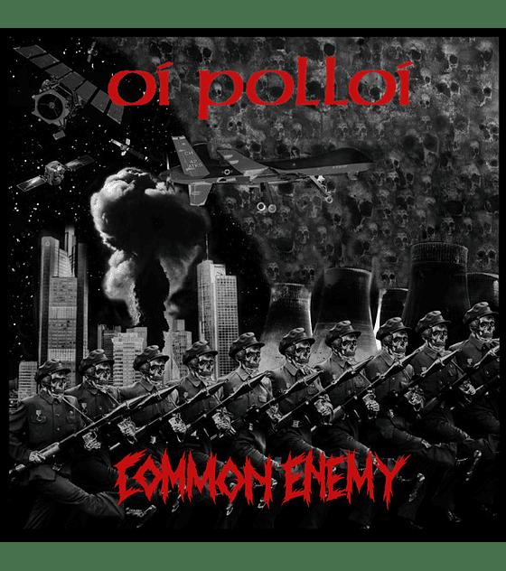 Oi Polloi - Common Enemy Split 7''