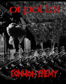 Oi Polloi - Common Enemy Split 7''