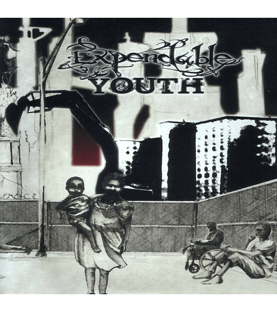 Expendable Youth s/t 7''