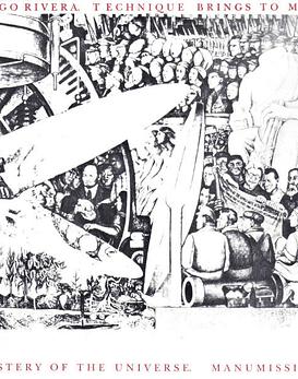 Manumission · Diego Rivera. Technique Brings To Man... 7''