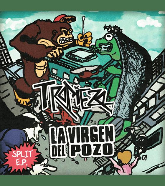 Tropiezo - La Virgen Del Pozo Split 7''