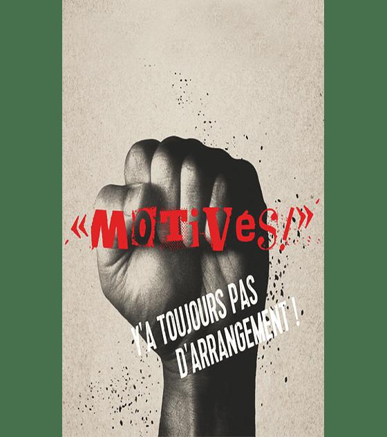 Motives · Canciones De Lucha Cs