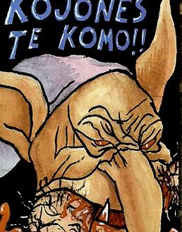 Los Del Puente Romano · Y Los Kojones Te komo!! Cs